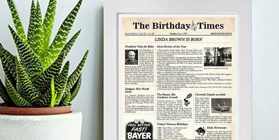 picture regarding Free Printable Birthday Chronicle named The Birthday Occasions - United Claims
